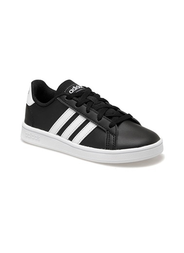 adidas Adidas Ef0102 Grand Court K Yürüyüş Ayakkabısı Siyah